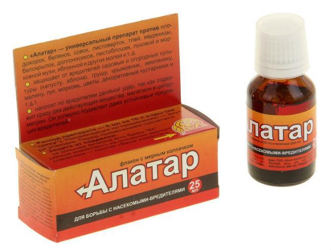 препарат «Алатар»