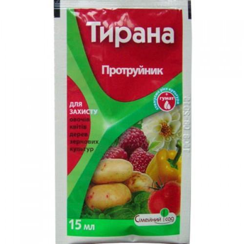 препарат «Тирана»