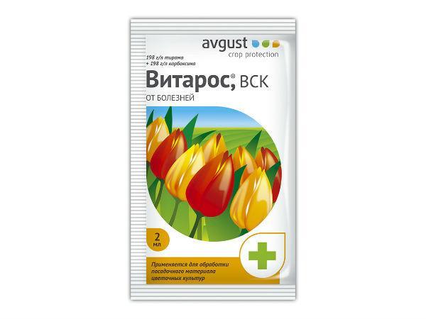 препарат «Витарос»