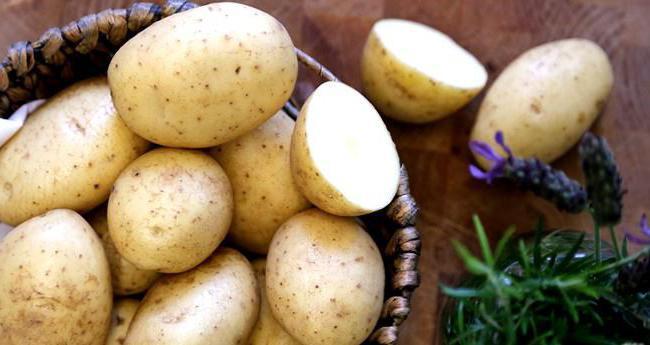 картофель елизавета