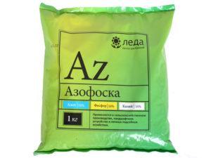 Инструкция по применению удобрения Азофоска для картофеля