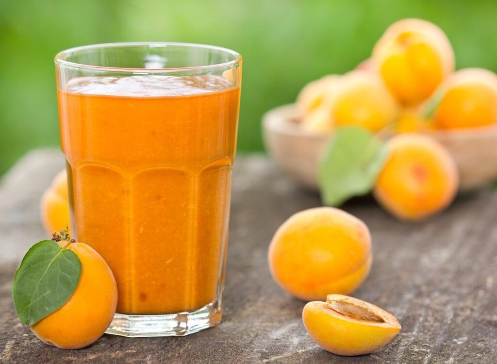 сок с абрикос
