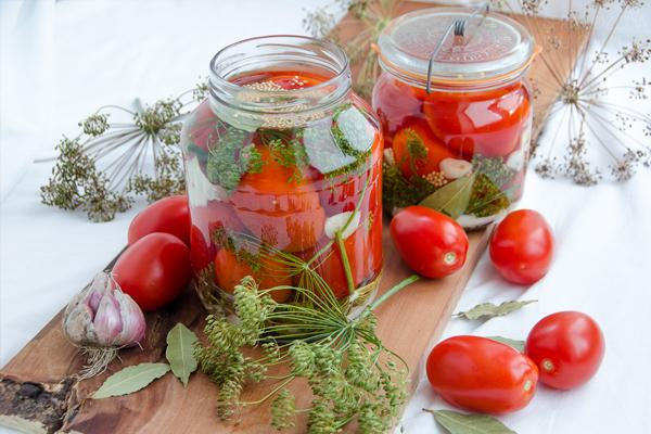 помидоры к зиме