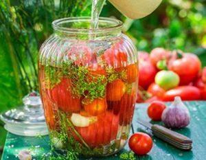 Лучшие 14 рецептов помидоров с аспирином на 3-литровую банку на зиму