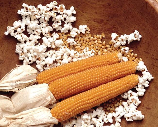 Гостинец кукуруза