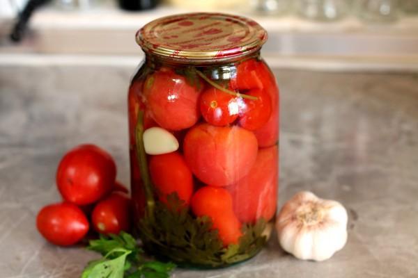 помидоры с аспирином