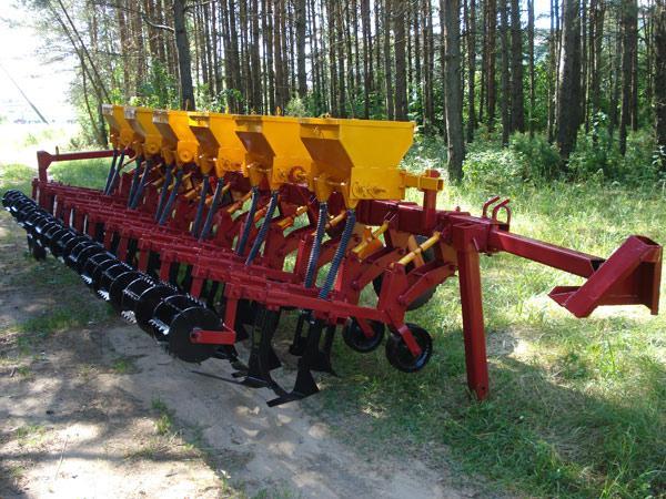 Культиватор для межрядной обработки почвы УСМК-5,4,