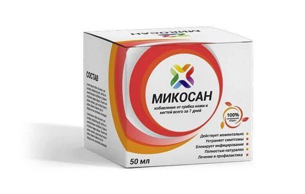 препарат микосан