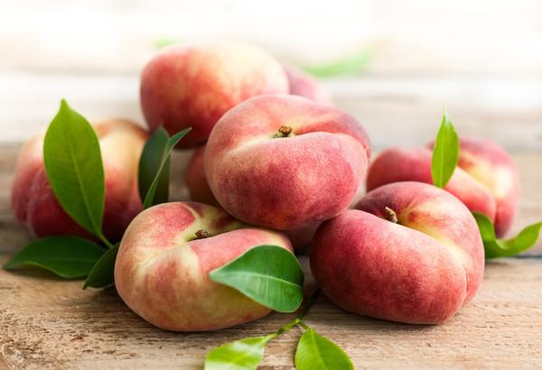 внешний вид персика