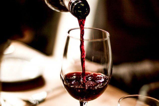 вино с винограда