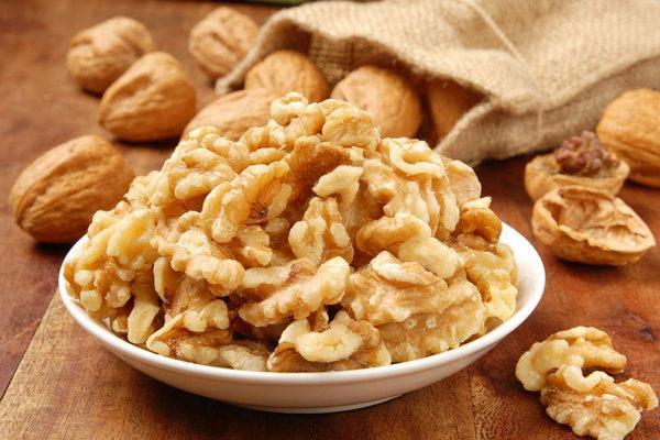 хранение грецкого ореха