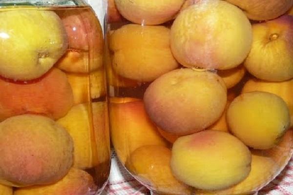 консервация плодов
