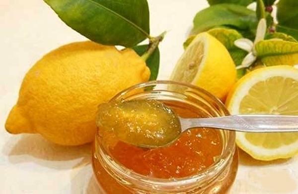 Варенье с лимона