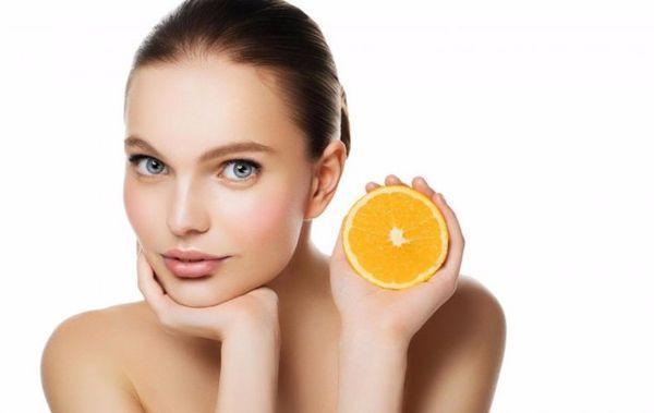 апельсин для кожи
