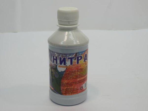 фунгицид нитрафен
