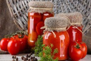 8 простых рецептов приготовления томата на зиму в домашних условиях