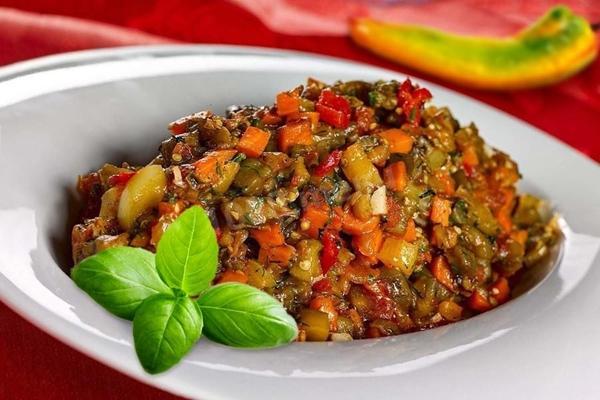 Готовим овощную икру «На сковородке»