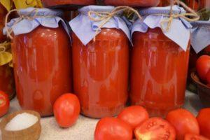 14 самых вкусных рецептов приготовления помидоров в томатном соке на зиму