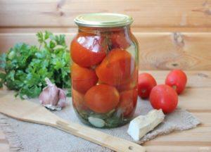 15 лучших рецептов приготовления соленых помидоров быстрым способом