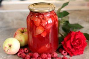 ТОП 20 простых рецептов приготовления варенья из малины на зиму
