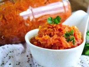 18 простых рецептов икры из моркови Пальчики оближешь на зиму