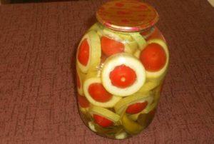 16 рецептов приготовления на зиму консервированных кабачков с помидорами
