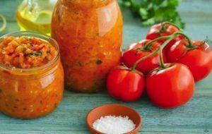 12 лучших рецептов приготовления кабачковой икры с помидорами на зиму
