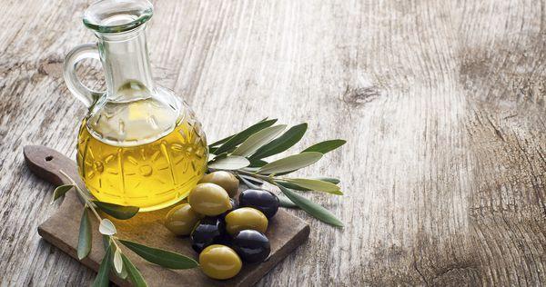 Отжим оливкового масла