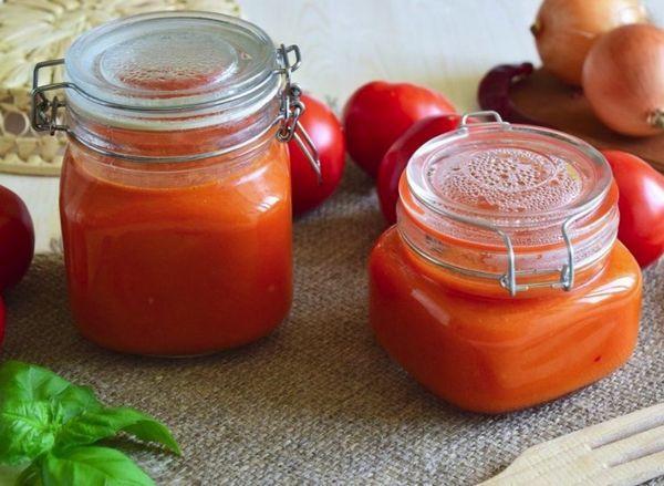 кетчуп из томатов