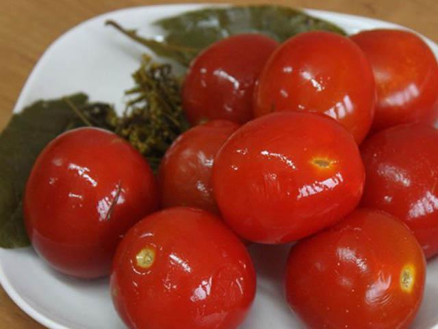 засол помидор сливок