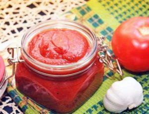 ТОП 13 рецептов, как сделать на зиму томатную пасту из помидор в домашних условиях