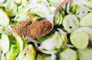 21 лучший рецепт приготовления вкусной закуски из огурцов на зиму
