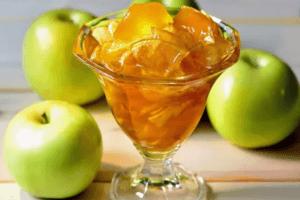 ТОП 8 рецептов приготовления прозрачного варенья из яблок Белый налив дольками на зиму