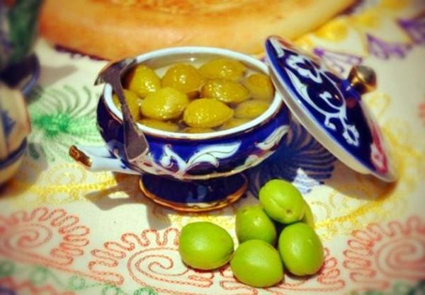 Рецепт из недозрелых и зеленых абрикосов