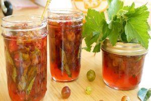ТОП 11 рецептов приготовления вкусного царского варенья из крыжовника на зиму