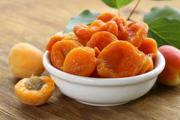 Вяленые абрикосы