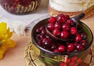 ТОП 18 рецептов приготовления заготовок из брусники без варки на зиму