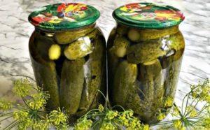 ТОП 6 пошаговых рецептов приготовления маринованных огурцов без уксуса на зиму