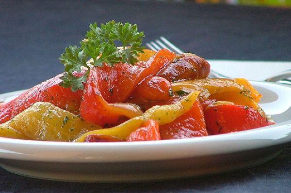 Закатка сладкого овоща