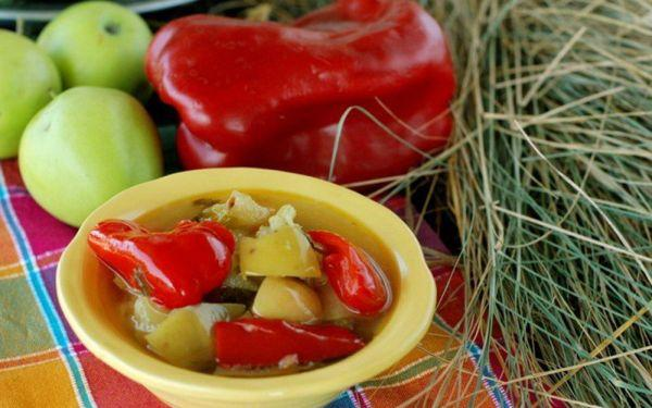 овощ в маринаде