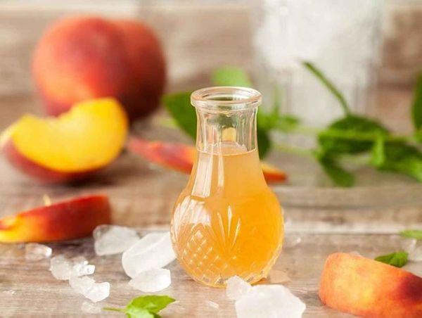 Персиковый сироп
