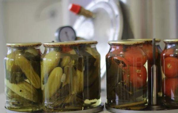 Консервируем овощи