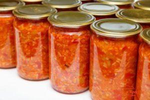 ТОП 15 рецептов приготовления на зиму консервированного риса с овощами
