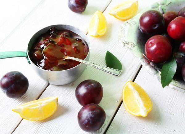 Цитрусово-фруктовое варенье