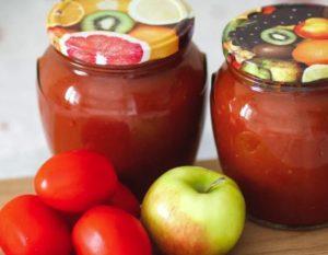 ТОП 9 рецептов приготовления краснодарского томатного соуса в домашних условиях на зиму