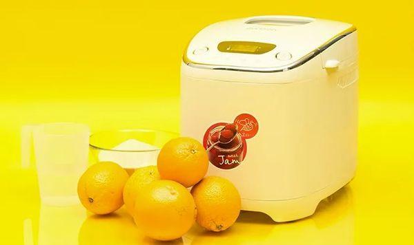 хлебопечка и апельсины