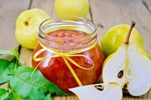 11 простых рецептов варенья-пятиминутки из груши на зиму