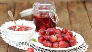 ТОП 11 вкусных рецептов варенья из красного крыжовника на зиму