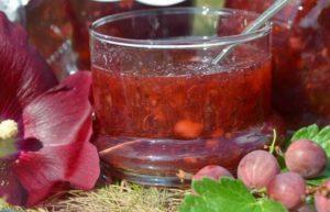 ТОП 7 пошаговых рецептов приготовления варенья 5-минутка из крыжовника на зиму