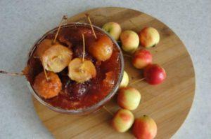 11 лучших рецептов приготовления прозрачного варенья из целых яблок на зиму